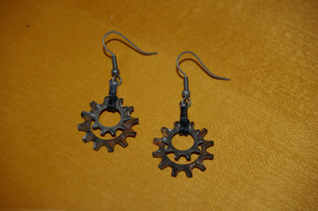 how to make steampunk style jewelry