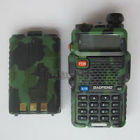 Baofeng UV5R UV-5R Dual Band VHF UHF With FM Radio - Doreng