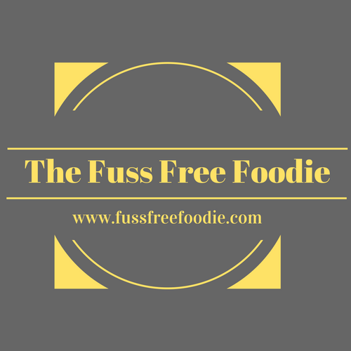 The Fuss Free Foodie!