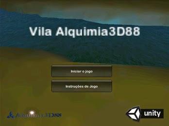 Jogo Online Vila Alquimia 3D