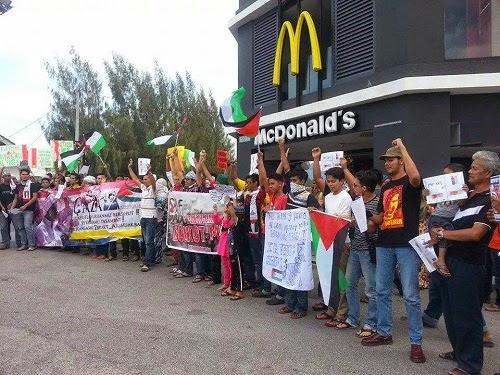 McDonald Boycott