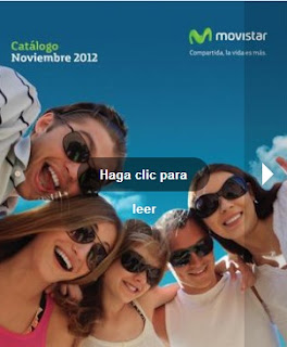Catalogo movistar nov.2012