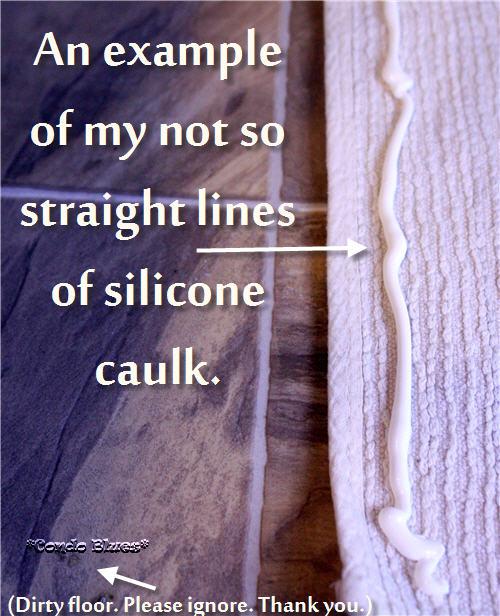 How To Make A Nonslip Rug With Caulk