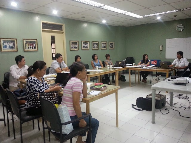 PACUCOA Activity: Presentation of Survey Forms
