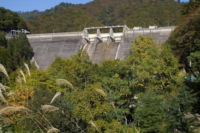 須田貝ダム