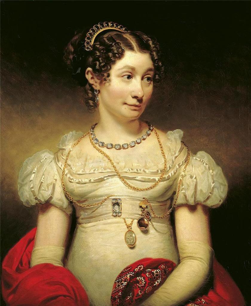 Wilhelmina jacoba van pembroek by charles howard hodges circa 1820