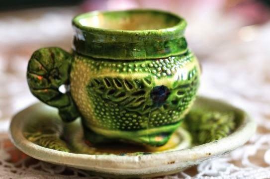 Fincan Müzesi / Kırk Yıl Kahve Etiler
