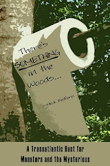 There's Something in the Woods, Publisher's Jokey Artwork, 2008: