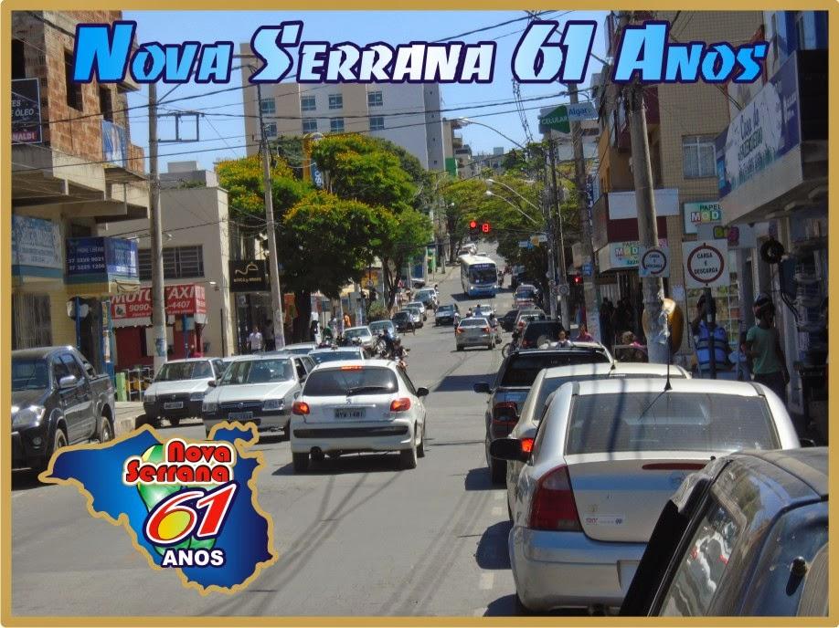 ***  Centro de Nova Serrana  ***