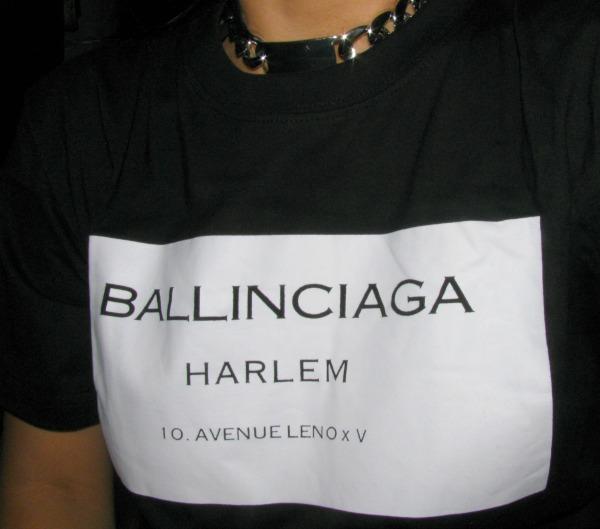 OOTD: Ballinciaga COI from Choies Latest Street fashion