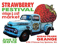 The Moran Prairie Strawberry Festival Vintage & Craft Market