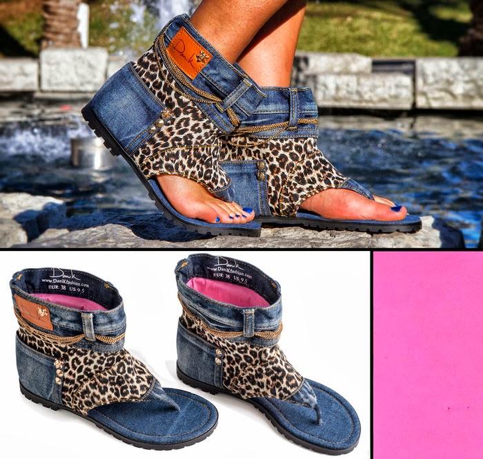 ¿Os han gustado las \u0026quot;Sandalias Jeans\u0026quot;de Danielle Katz?