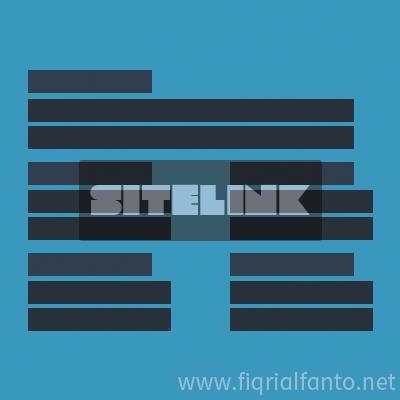 Cara Cepat Mendapat Sitelink