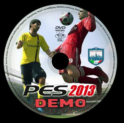PES 2013 Demo - Mediafire Link