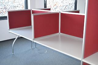 Colour up your office akustikwand l rmschutzwand b ro als stellwand oder auftischwand f r - Trennwand buro schallschutz ...