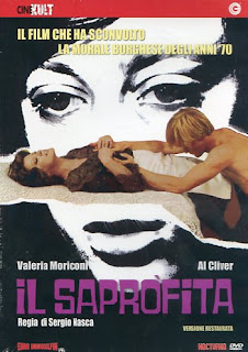 Клещ / Il saprofita. 1973.