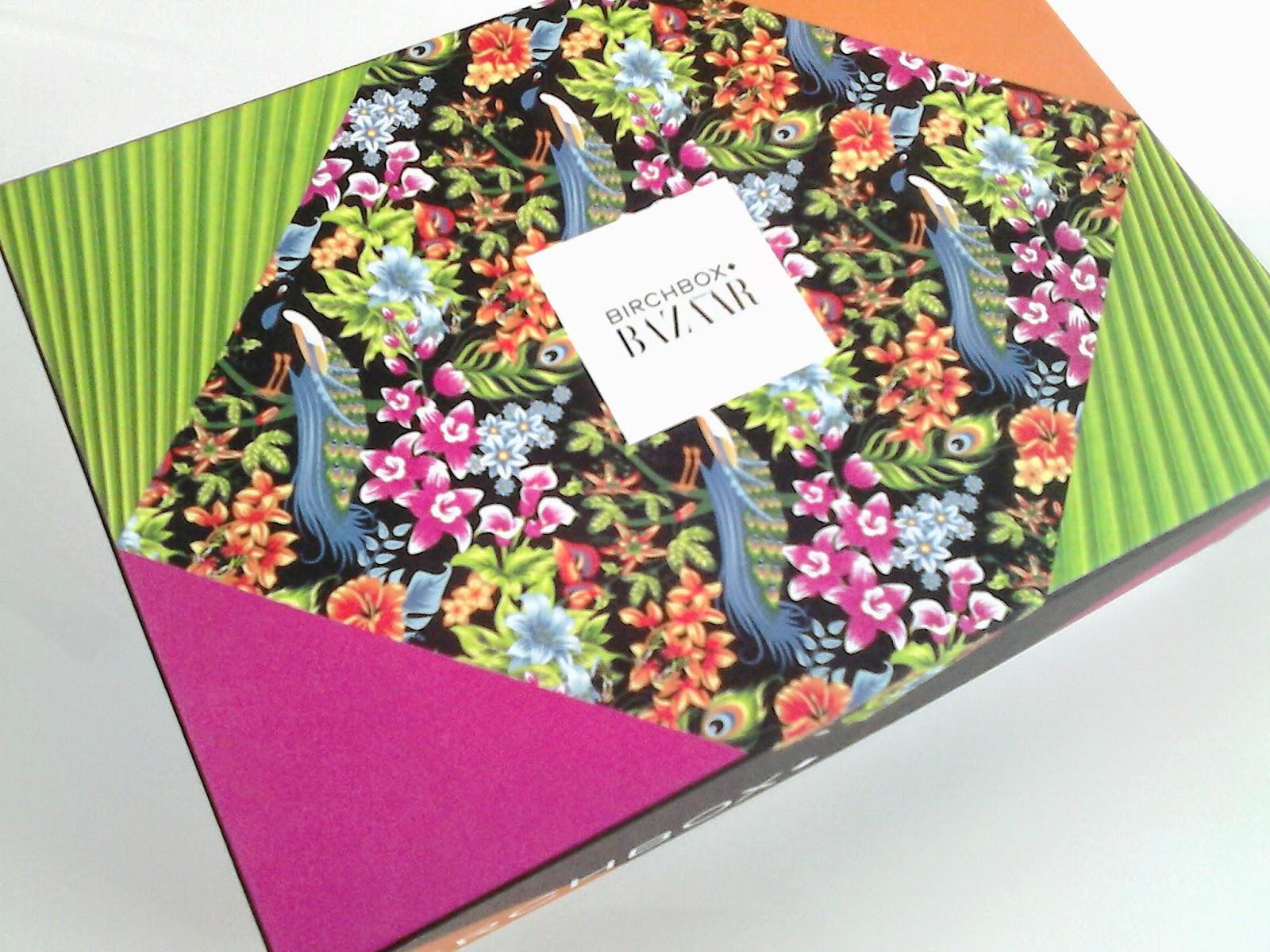 Harper's Bazaar Birchbox May 2014