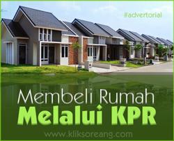 Membeli Rumah melalui KPR