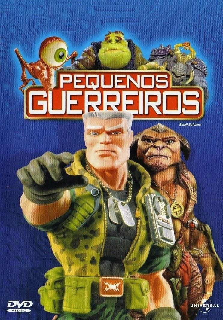 Pequenos Guerreiros – Dublado (1998)