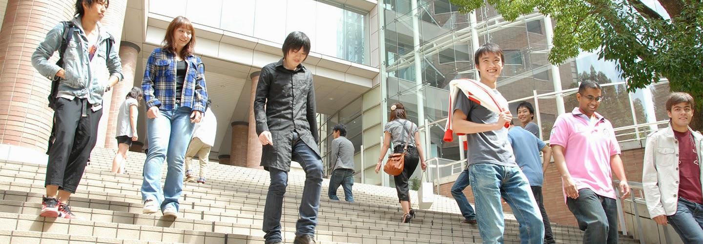 Sinh viên Trường đại học Keio Nhật Bản