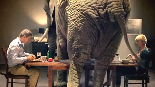 Elephants In the Room.   Deep South Deacon