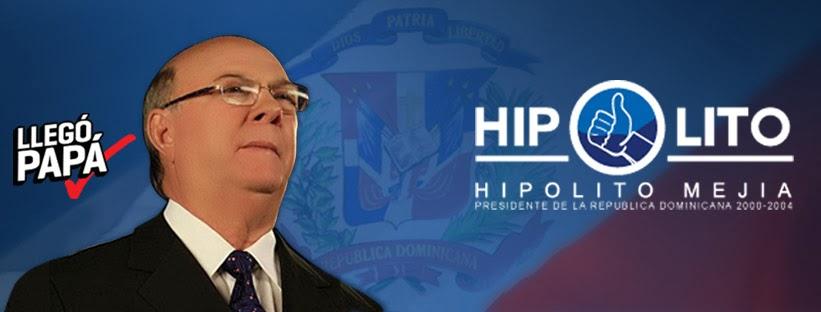 ING. HIPOLITO MEJIA EX-PRESIDENTE DE LA REPUBLICA DOMINICANA