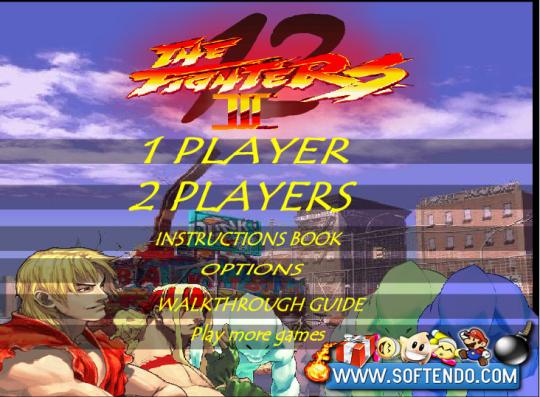 لعبة Street Fighter 3