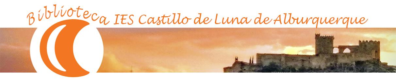 Biblioteca IES Castillo de Luna.