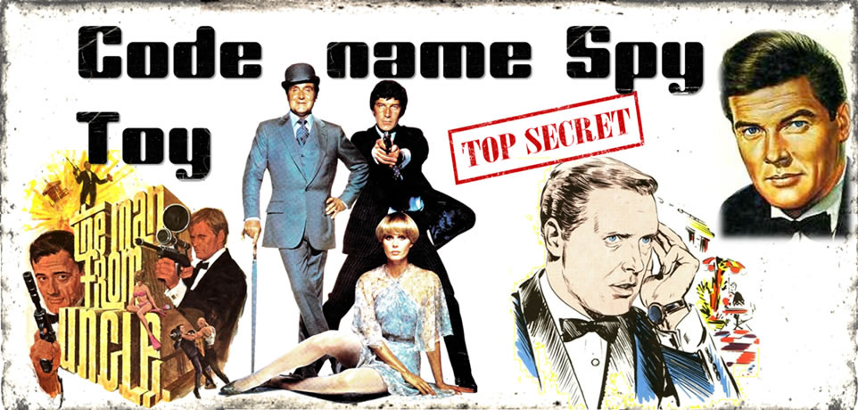 CODE NAME SPY TOY