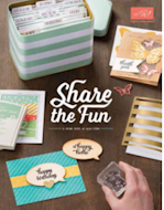 Stampin' Up! ® jaar catalogus 15/16