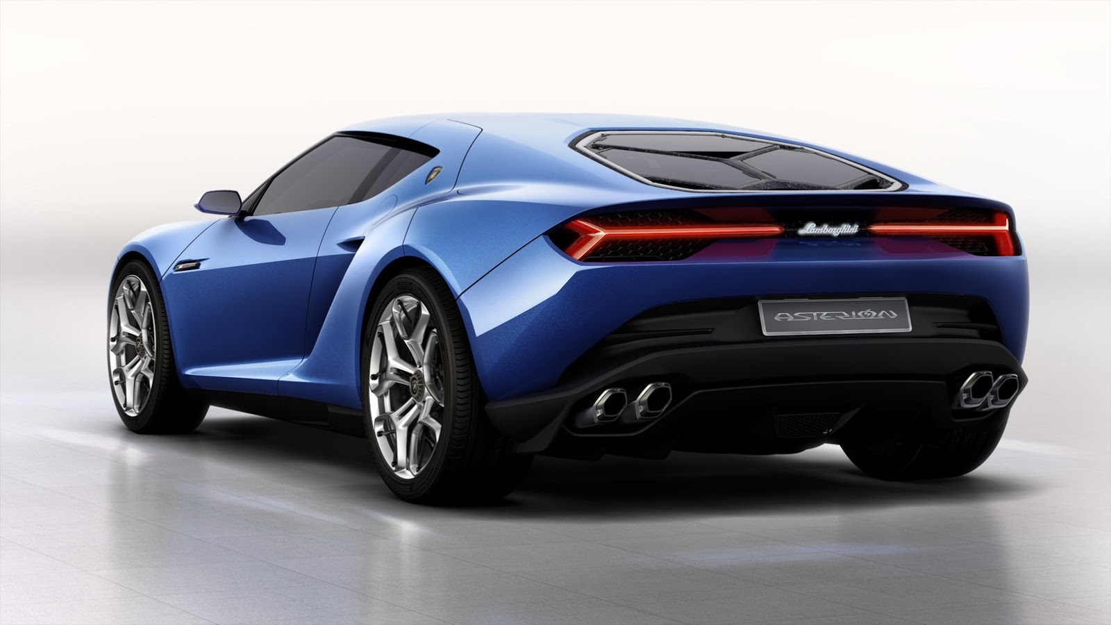 Asterion Is The First Front Wheel Drive Lamborghini In Ev Mode