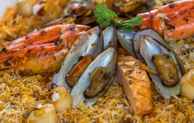 Me'nate Steak Hub, Ramadan Special, Ramadan Review, Me'nate Steak Hub Ampang Jaya, Me'nate Steak Hub Jalan Kelang, Me'nate Steak Hub setapak, Heavenly land set, heavenly lamb set, heavenly beef set, angus, beef ribs, lamb ribs, lamb ranghost, soup of the day, mix salad, salmon, mussel, king prawn, scallop or crab meat, pasta olio aglio