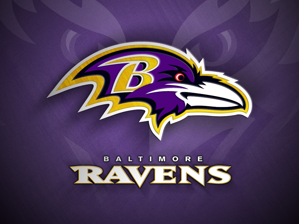 history of all logos all baltimore ravens logos