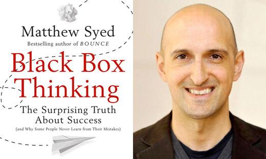 black box thinking matthew syed pdf