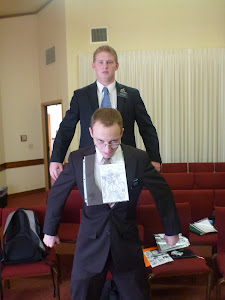 Elder Johnson & Elder Clough