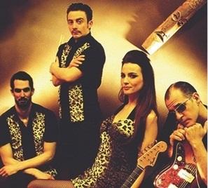 los twang! marvels-banda de berlim-show no sesc rio preto-música-cultura