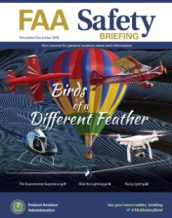 FAA Safety Briefing Magazine: November - December