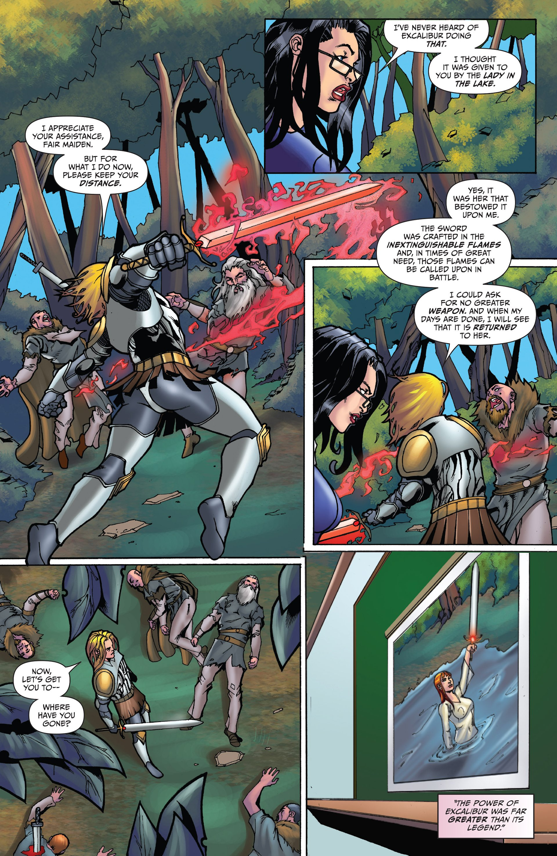 Grimm Fairy Tales (2005) Issue #93 #96 - English 10