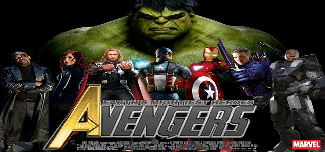 The Avengers DVDSCR