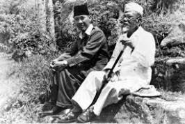 Haji Agus Salim dan Soekarno