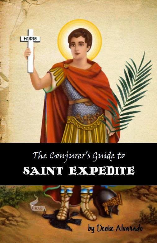 The Conjurer's Guide to St. Expedite