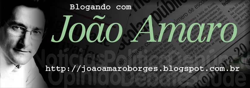 Blogando com João Amaro