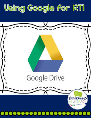 Using Google Drive for RTI