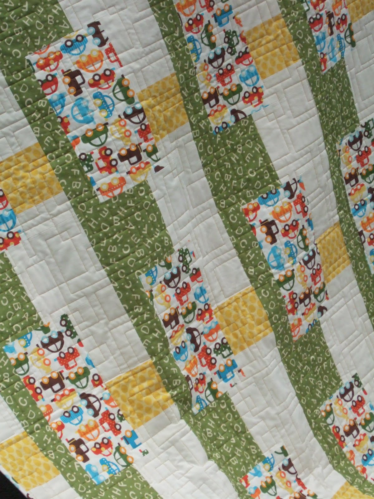 Quilt Guild Demo Ideas : Flourishing Palms: First Modern Quilt Guild Meeting
