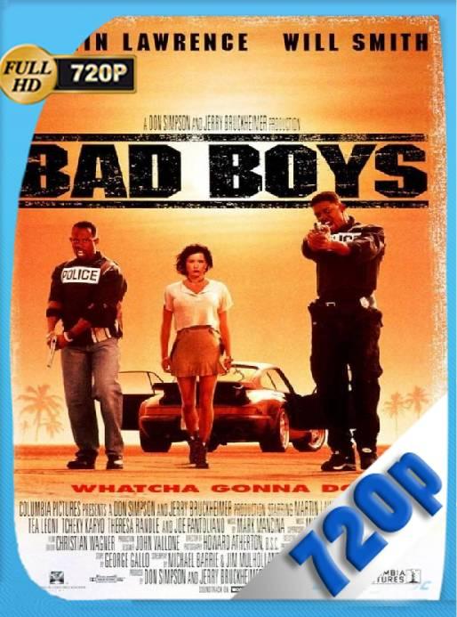 Bad Boys 1 (1995) HD [720p] [Latino] [GoogleDrive] [RangerRojo]
