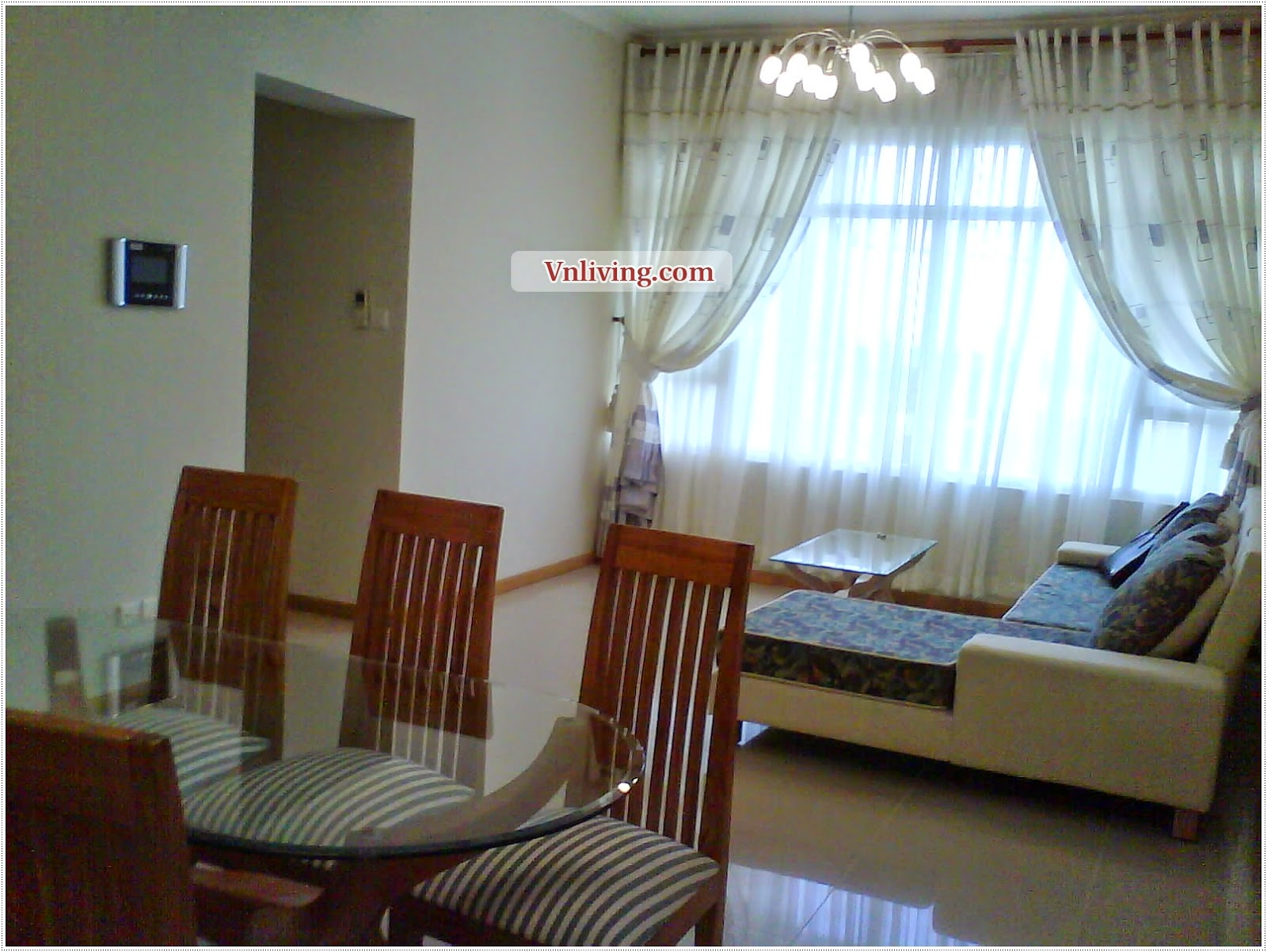 Saigon Pearl apartment for rent 2 bedrooms