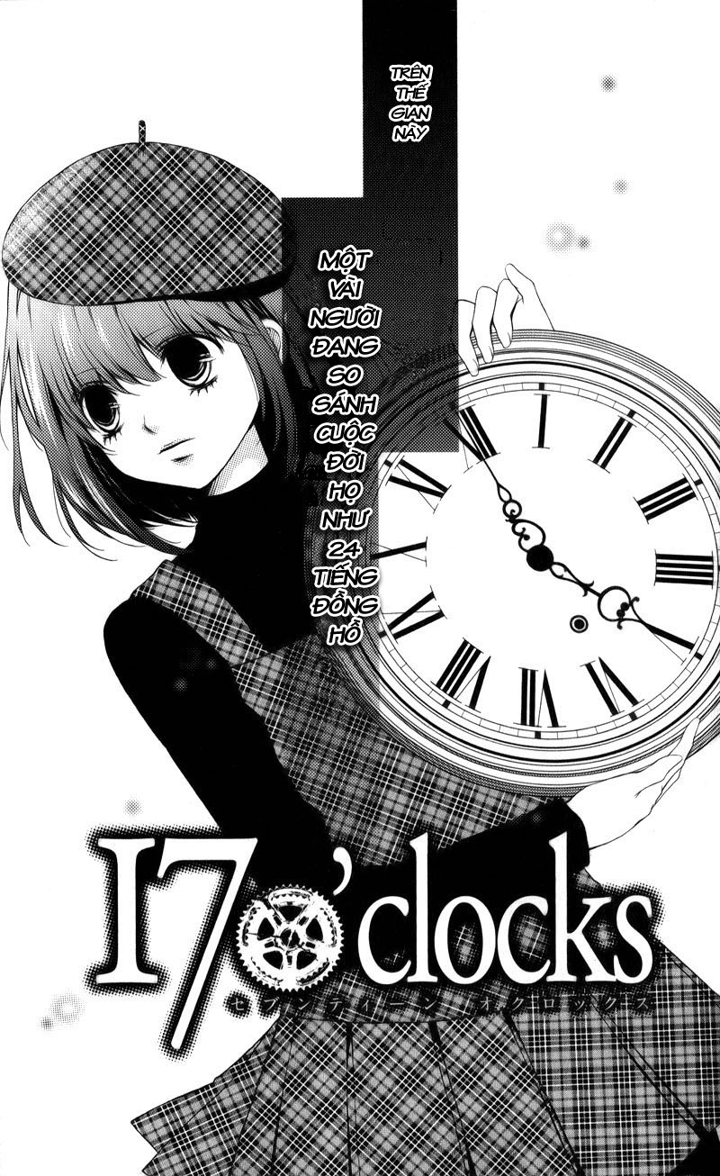17 O clock chap 1 - Trang 5