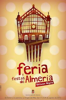 Almería Feria 2013 - Estación Alegría - Plataforma Publicidad