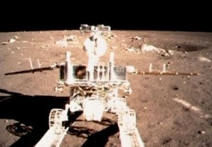 Chinese Lunar Rover Finds No Evidence Of American Moon Landings