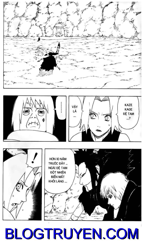 Naruto chap 267 Trang 4 - Mangak.info
